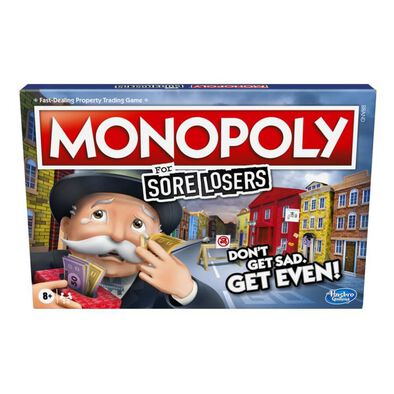 Monopoly โมโนโพลี่ For Sore Losers