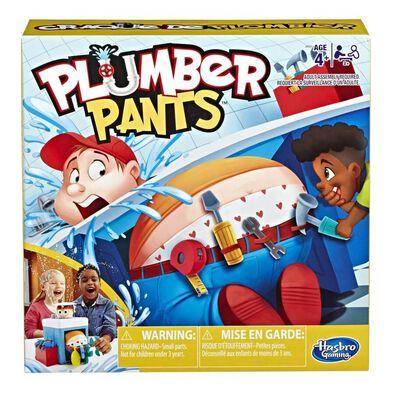 Hasbro Game ฮาสโบร เกม Plumber Pants