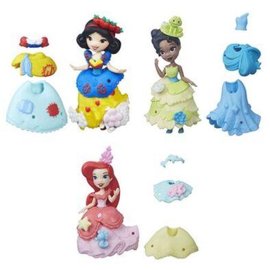 ฟิกเกอร์ Disney Princess Small Dolls Fashion Ast