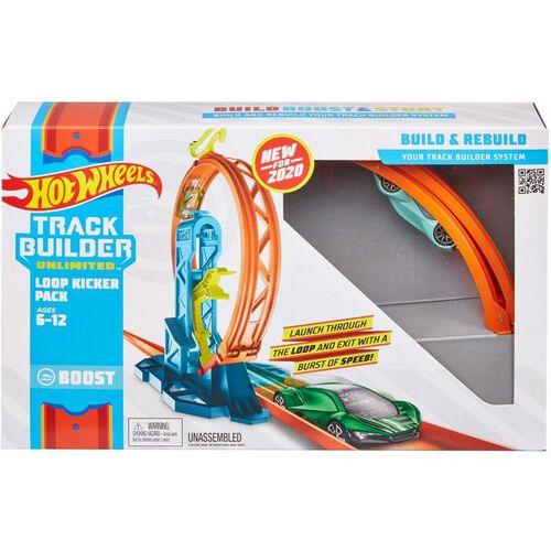 Hot Wheels ฮ็อตวีลส์ แทร็ค บิลเดอร์ คอมโพเนนท์ - คละแบบ