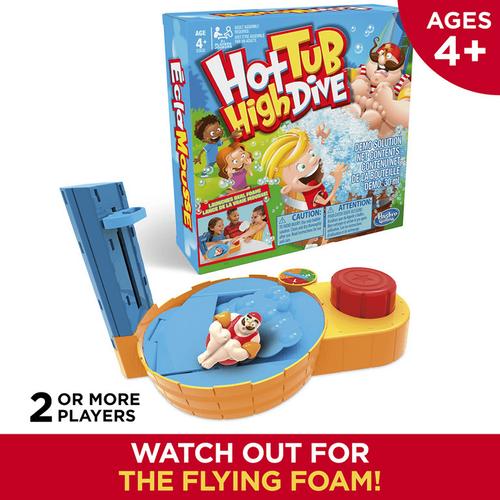 Hasbro Gaming ฮาสโบร เกมมิ่ง เกมกระโดดน้ำ