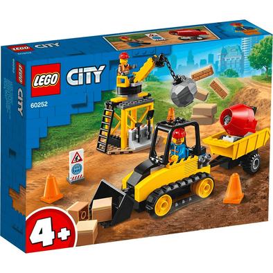 LEGO เลโก้ คอนสตรัคชั่น บูลโดเซอร์ 60252