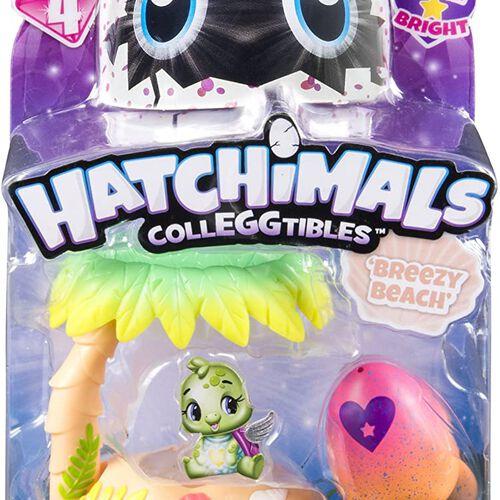 Hatchimals Colleggtibles ฮัทชิมอล คอลเล็คทิเบิ้ลไลท์อัพ คอลเลคชั่นชายหาด ซีรีย์4
