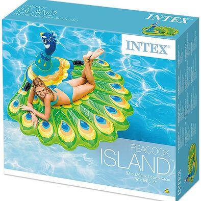 Intex แพยาง ลายนกยูง