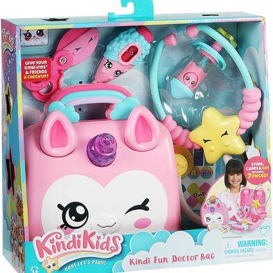 เซตของเล่น คินดี้ คิดส์ เพลย์เซ็ต – กล่องปฐมพยาบาลของเด็ก