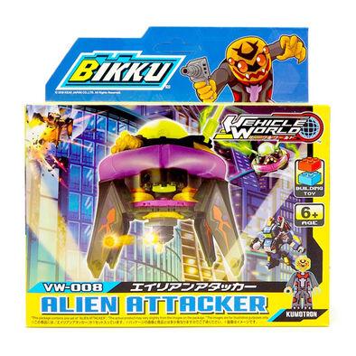 Bikku บิคคุ ตัวต่อบิคคุซีรีส์ 1 เอเลี่ยน แอทแทคเกอร์