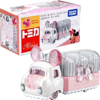 รถเหล็ก โทมิก้า ดิสนีย์ Jewelry WayLulu TrunkMinnie Mouse