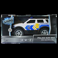 Speed City สปีด ซิตี้ โพลิส SUV 4X4