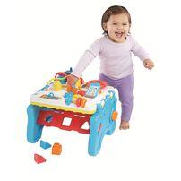 BRU Infant & Preschool บรู โต๊ะกิจกรรม ทูอินวัน เสริมพัฒนาการสำหรับเด็กก่อนวัยเรียน