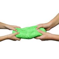 Mad Mattr แมด แมทเทอร์ แป้งปั้นมหัศจรรย์ 10 ออนซ์ สีเขียว