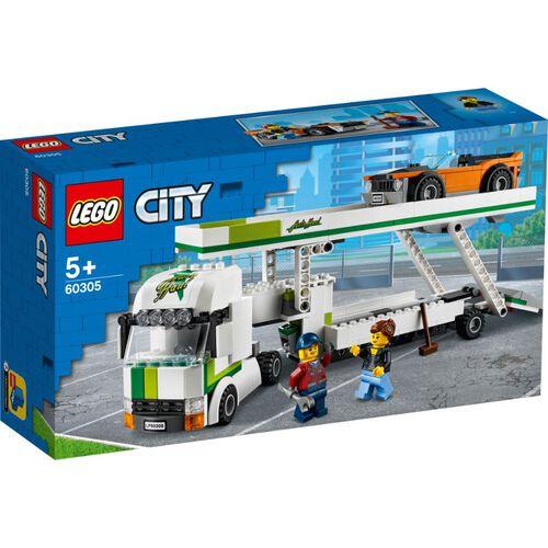 LEGO เลโก้ คาร์ ทรานสปอร์ทเตอร์ 60305