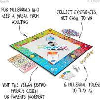 Monopoly โมโนโพลี มิลเลนเนียล