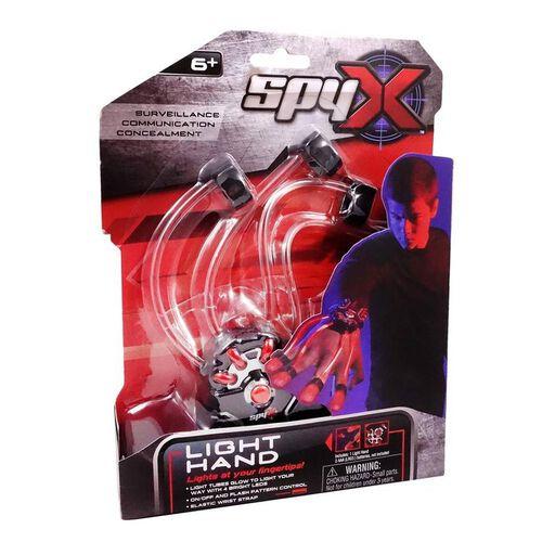 Spy X สปาย เอ็กซ์ ไลท์ แฮนด์