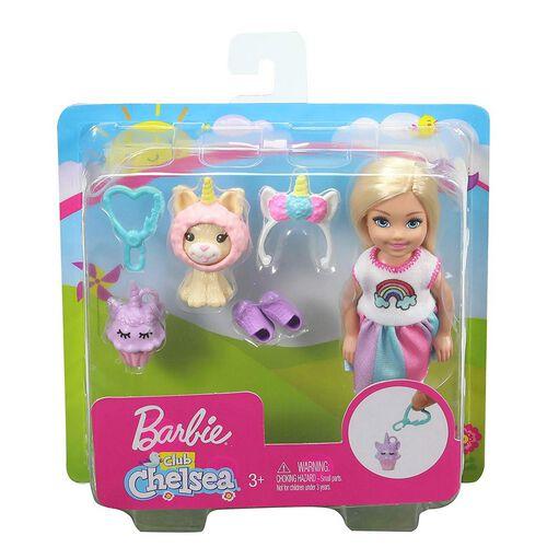 Barbie บาร์บี้ ชุดเล่นคลับเชลซี คละแบบ