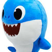 Pinkfong Baby Shark พิงค์ฟง เบบี้ชาร์ค ตุ๊กตาแด๊ดดี้ชาร์ค มีเสียง