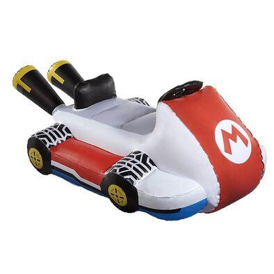 Super Mario  แพยางทรงรถแข่งมาริโอ้
