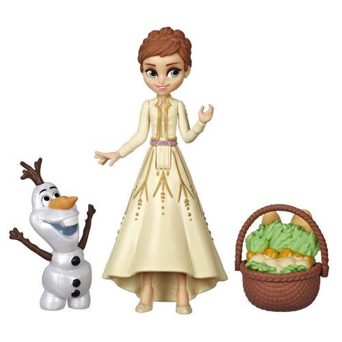 Disney Frozen 2 ตุ๊กตาตัวละครและผองเพื่อน (คละแบบ)