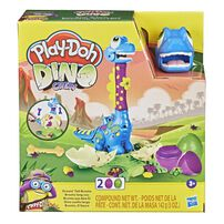 Play-Doh เพลย์โดว์ ชุดแป้งโด ไดโนครูว์ โกรวิน ทอล บรอนโต