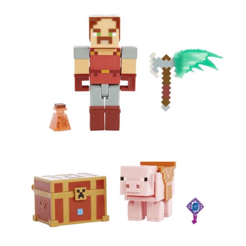"Minecraft มายคราฟ ฟิกเกอร์ ขนาด 3.25"" (คละแบบ)"