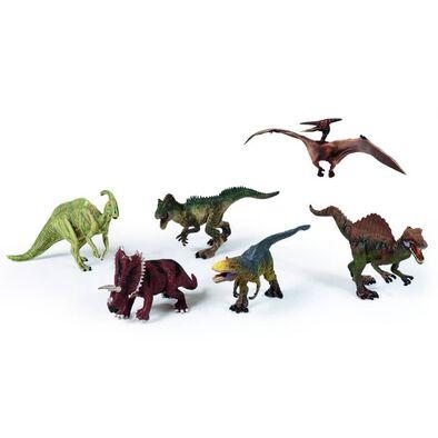 Awesome Animals ออซัม แอนนิมอลส์ ฟิกเกอร์ไดโนเสาร์ขนาดกลาง คละแบบ