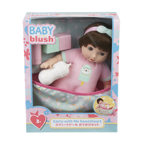 Baby Blush เบบี้ บลัช แคร์รี่ วิท มี สวีทฮาร์ท ดอลล์ เซ็ต