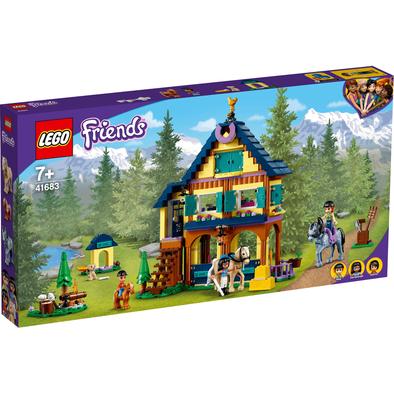 LEGO เลโก้ เฟรนดส์ ฟอร์เรสท์ ฮอร์สแบ็ค ไรด์ดิ้ง เซ็นเตอร์ 41683