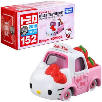Tomica โทมิก้า โมเดลรถของเล่น ซานริโอ้ เฮลโล คิ้ตตี้