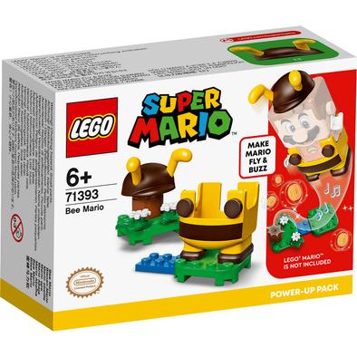 LEGO เลโก้ ซูเปอร์มาริโอ้ บี มาริโอ้ พาวเวอร์-อัพ แพ็ก 71393