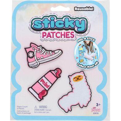 Sticky Patches อัลปาก้า #105
