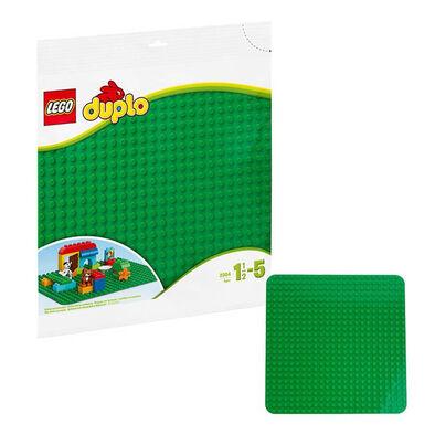 LEGO เลโก้ แผ่นเพลทรองต่อ ดูโป 2304