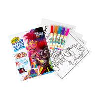 Crayola เครโยล่า ชุดสีคัลเลอร์วันเดอร์ โทรลส์