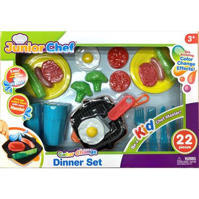 Junior Chef  เซ็ตดินเนอร์ 22 ชิ้น
