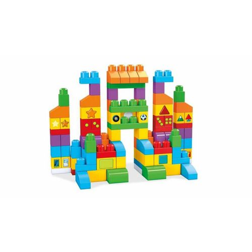Mega Bloks First Builders เมก้า บล็อคส์ เฟิร์สท์ บิวเดอร์ เล็ตส์ เก็ต เลิร์นนิ่ง