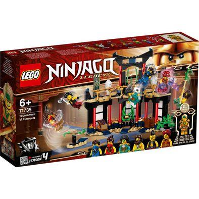 LEGO เลโก้ ทัวนาเม้นท์ ออฟ อีลิเม้นท์ 71735