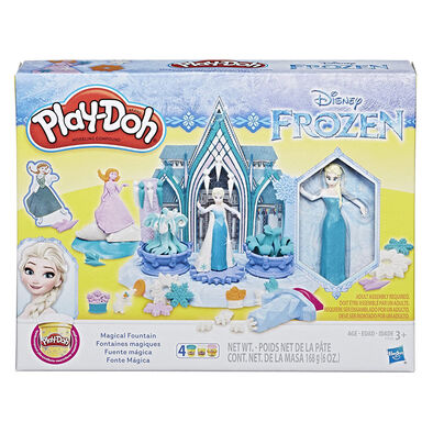 Play-Doh เพลย์โดว์ โฟรเซ่น เมจิคัล ฟาวเทน