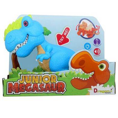 Junior Megasaur จูเนียร์ เมกาซอร์ เบนด์ แอนด์ ไบท์ ไดโน (คละลาย)