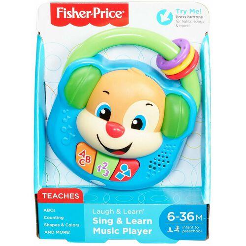 Fisher-Price ฟิชเชอร์ ไพรซ์ ลาฟ แอนด์ เลิร์น ซิง แอนด์ เลิร์น มิวสิคเพลย์เยอร์