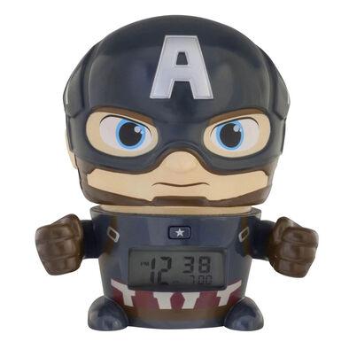 Bulbbotz Clock Captain America นาฬิกา กัปตันอเมริกา 5.5นิ้ว