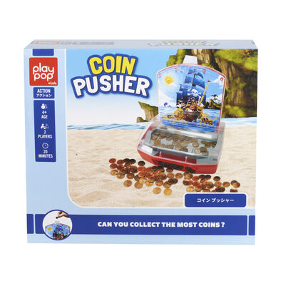Play Pop เพลย์ป๊อป Coin Pusher Action Game
