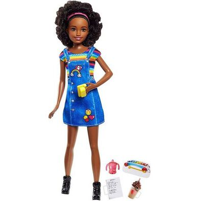 Barbie บาร์บี้ ตุ๊กตาสคิปเปอร์ เบบี้ซิตเตอร์ส (คละแบบ)