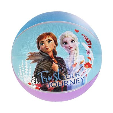 Frozen ลูกบาสเก็ตบอล ลายโฟรเซ่น เบอร์ 5