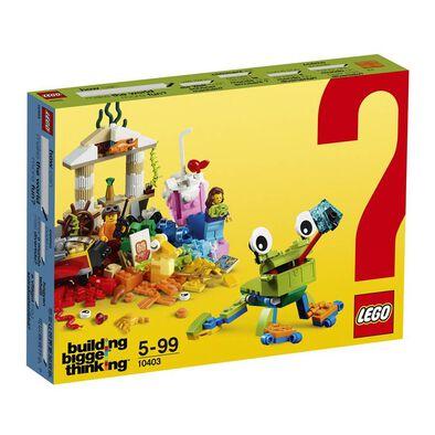 LEGO เลโก้ เวิร์ด ฟัน 10403