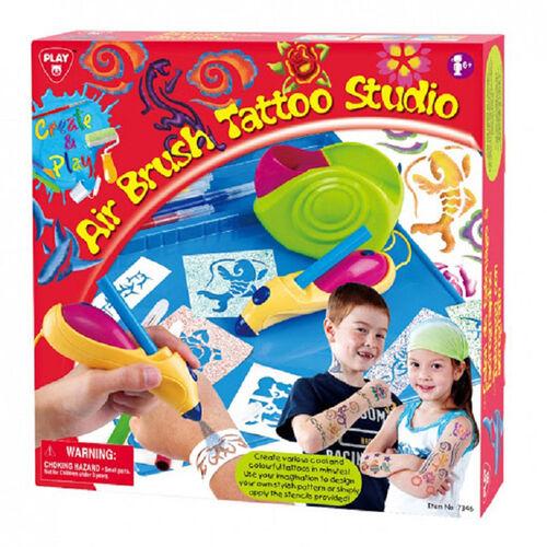 Playgo เพลย์โก ของเล่นเครื่องทำแทททูลายสัก