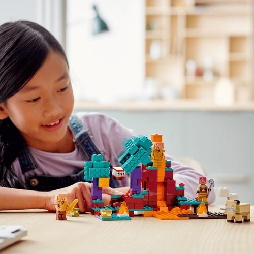 LEGO เลโก้ เดอร์ วาร์พ ฟอร์เรสท์ 21168