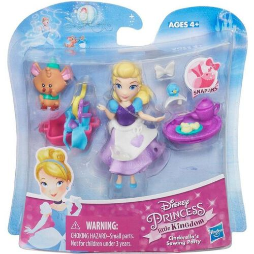 Disney Princess ดิสนีย์ พรินเซส สมอลล์ พรินเซส เฟรนด์ - คละแบบ