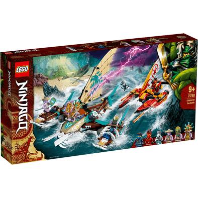 LEGO เลโก้ คาตามาราน ซี แบทเทิล 71748