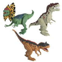 Dino Valley ไดโนวัลเลย์ ไดโนเสาร์ มีเสียง มีไฟ คละแบบ