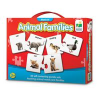 The Learning Journey เดอะ เลิร์นนิ่ง เจอร์นีย์ ชุดบัตรคำจับคู่ เสริมทักษะเกี่ยวกับสัตว์เลี้ยง