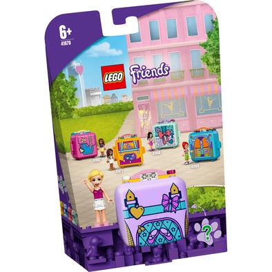 LEGO เลโก้ เฟรนด์ สเตฟานี บัลเล่ต์ คิวบ์ 41670