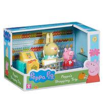 Peppa Pig ชุดของเล่น เมซซี่ ช็อปปิ้ง ทริป